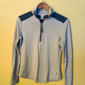 Lucy 1/4 Zip Pullover
